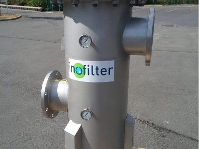 Filtre à panier eau potable