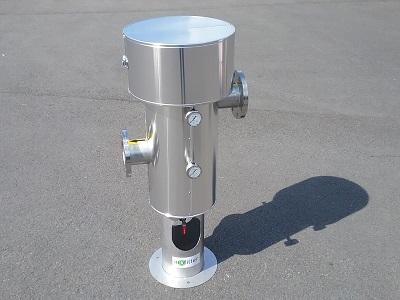 Inofilter - filtre à panier APTX avec calorifugeage