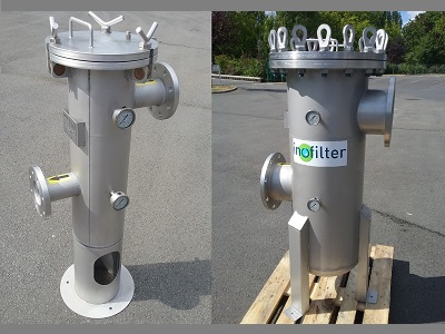 Inofilter - filtres à panier APTX - 10 bars